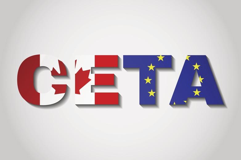 CETA : quel bilan après 1 an ?