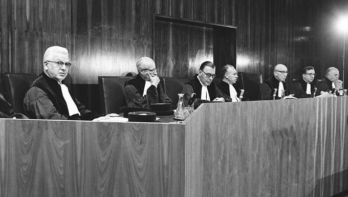 La Cour de justice, moteur historique de la construction européenne