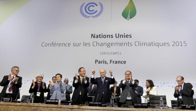 Clôture de la #COP21