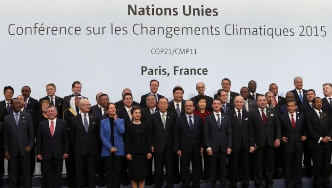 Lancement de la COP21