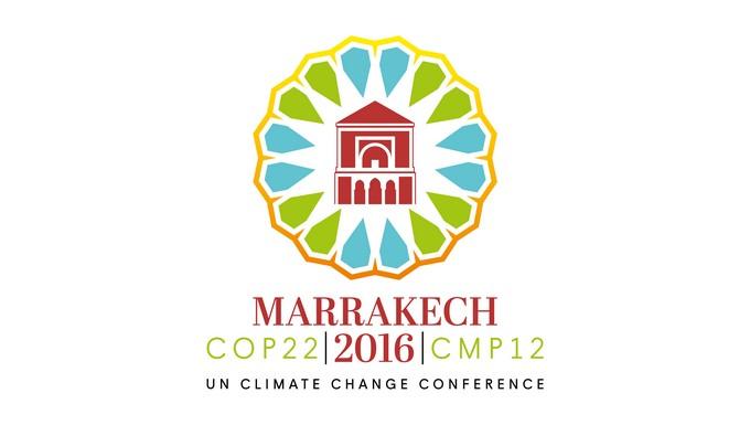 Logo de la COP22