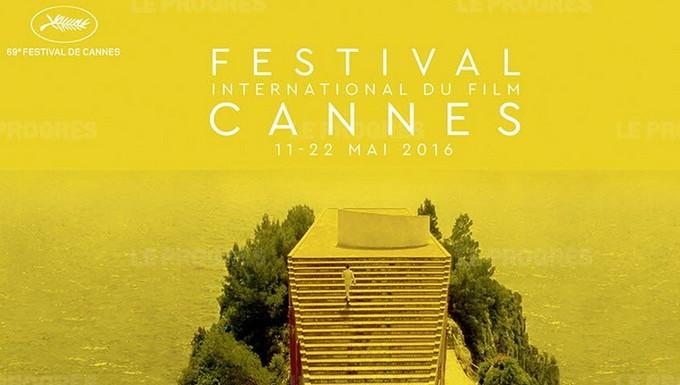 Affiche du Festival de Cannes 2016