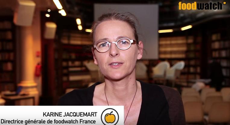 Karine Jacquemart, Foodwatch