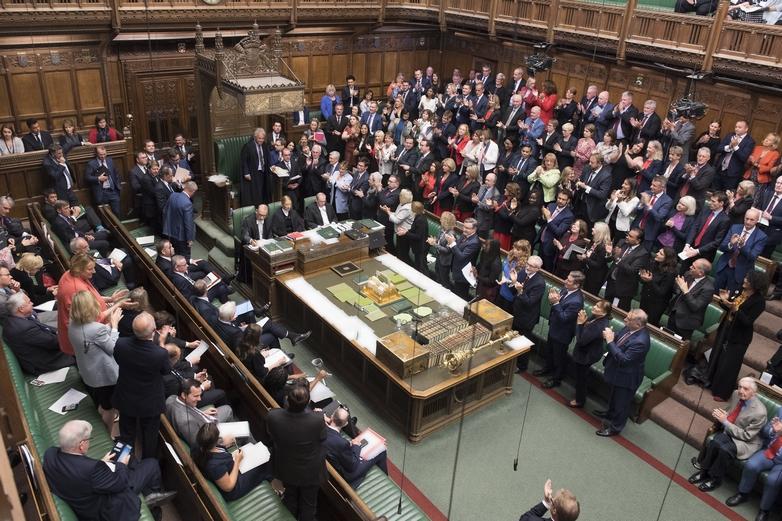 Le 12 décembre, les Britanniques vont élire les 650 députés de la Chambre des communes - Crédits : Jessica Taylor / Flickr UK Parliament CC BY-NC 2.0