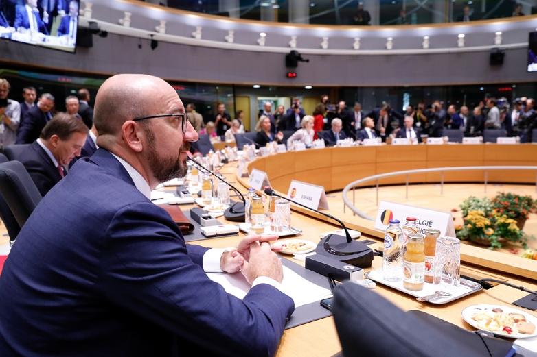 Le Conseil européen des 12 et 13 décembre sera présidé, pour la première fois, par Charles Michel