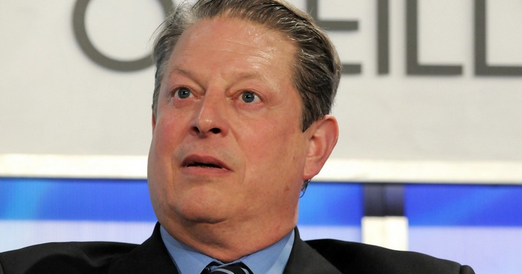 Al Gore en 2008 - Crédits : JD Lasica