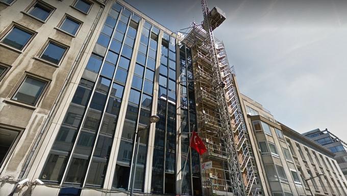Consulat de Turquie à Bruxelles (c) Google Maps