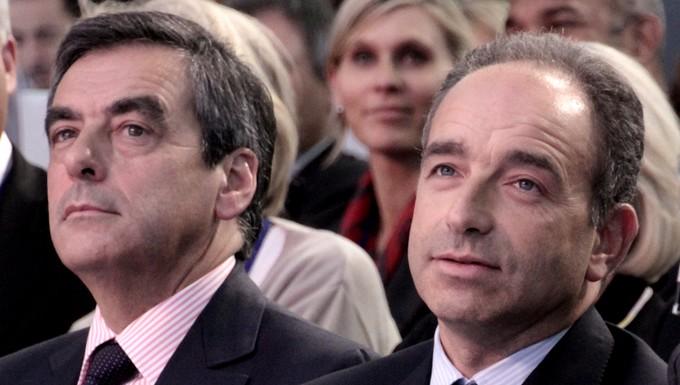 Jean-François Copé et François Fillon (c) UMP Photos