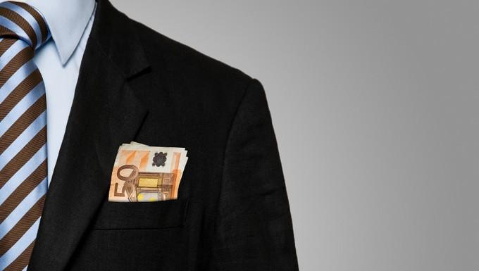 Corruption institutions européennes