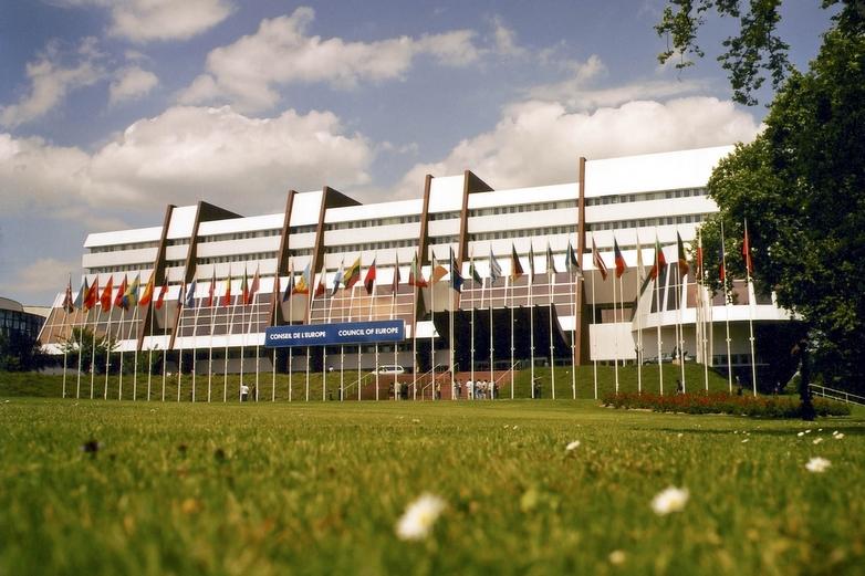 Le Palais de l'Europe, à Strasbourg - Crédits : Conseil de l'Europe / Wikicommons