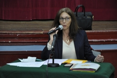 Stéphanie Gibaud - Crédits : compte facebook