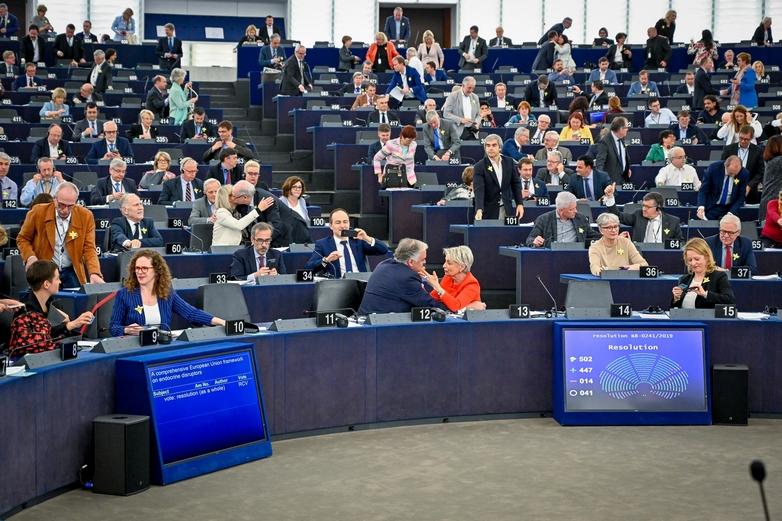 Qui sont les 74 eurodéputés français au Parlement européen ?