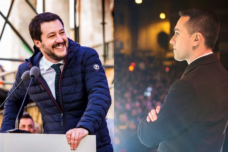 Matteo Salvini / Luigi Di Maio