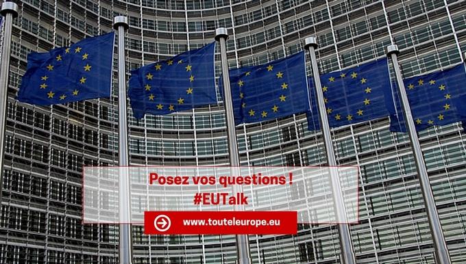 EU-Talk n° 26 avec Bertrand Fort
