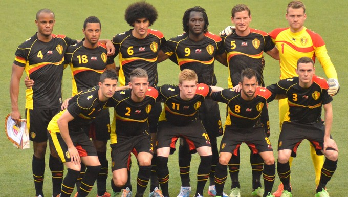 Equipe de Belgique de football