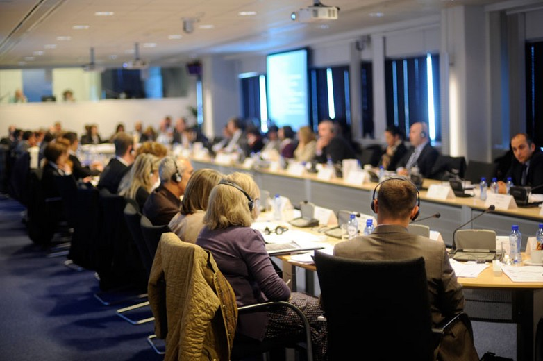 Réunion de coordination des membres d'Eurojust (c) Eurojust