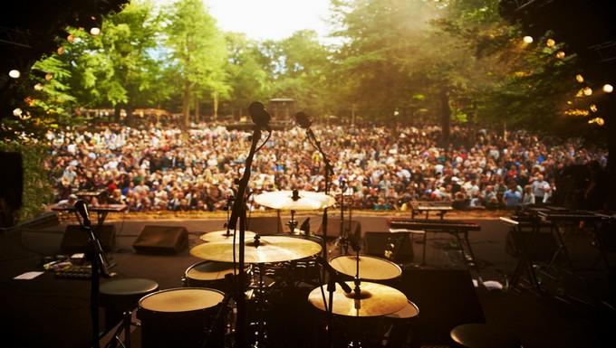 Festivals de musique en Europe