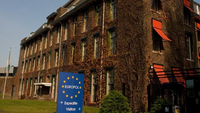 Bâtiment d'Europol à la Haye (c) Commission européenne
