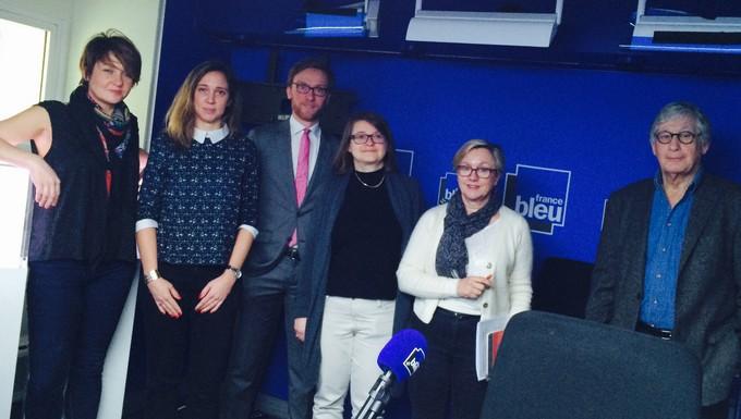 Toute l'Europe sur France Bleu, 31 janvier 2016