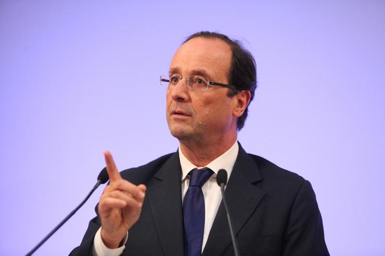 Francçois Hollande