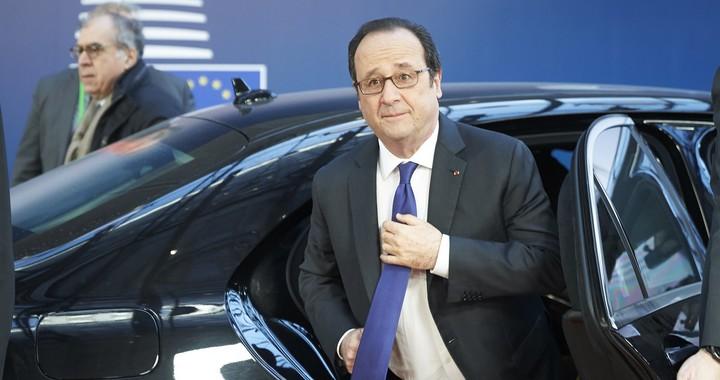 François Hollande - Crédits : Conseil européen