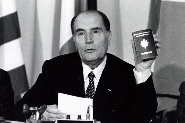 Fançois Mitterrand