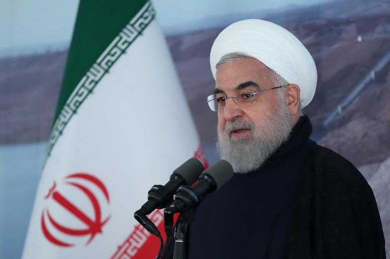 Le président iranien, Hassan Rohani, a annoncé de nouvelles mesures éloignant le pays de l'accord de 2015 sur le nucléaire, au grand dam des pays européens - Crédits : www.president.ir