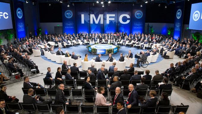 Meeting annuel du FMI 2015
