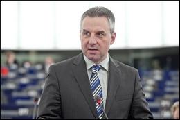 Jan Zahradil - Crédits : Parlement européen