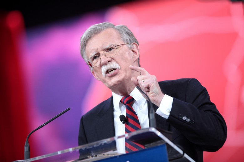 John Bolton, le conseiller à la sécurité nationale de Donald Trump.