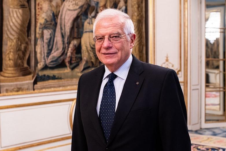 Josep Borrell - Crédits : Nacho Gomez / Flickr Ministerio de Asuntos Exteriores y de Cooperación CC BY-NC-ND 2.0