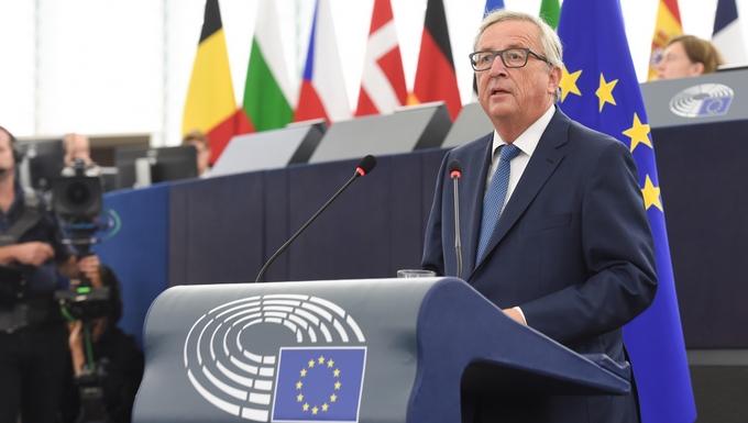 Juncker discours sur l'état de l'Union
