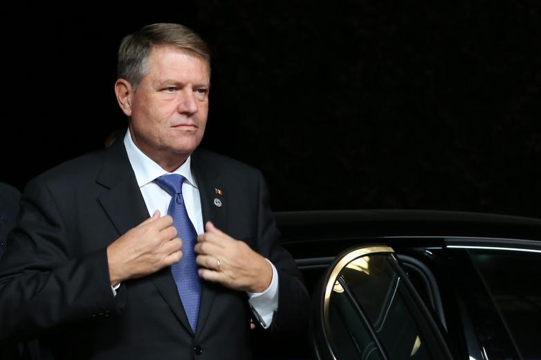 Pour son deuxième mandat, le président Klaus Iohannis travaillera cette fois-ci avec un Premier ministre du même bord politique -  Crédits : Annika Haas / Flickr EU2017EE Estonian Presidency CC BY 2.0
