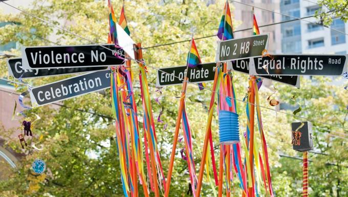 Feuille de route de l'UE contre l'homophobie