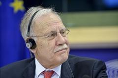 Dominique Riquet - Crédits : Dominique Hommel / Parlement européen