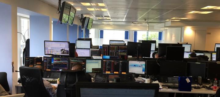 Bureaux d'OTCEX à Londres
