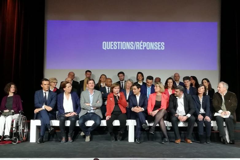 Européennes : La République en marche dévoile ses 30 premiers candidats