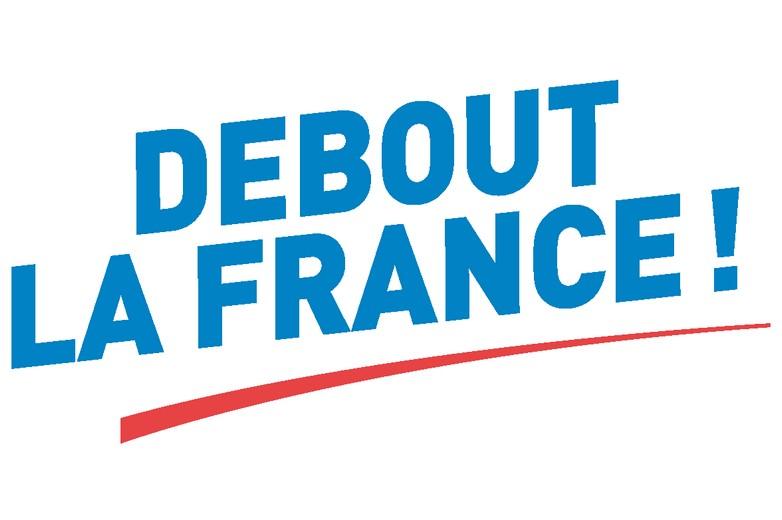 Logo de Debout la France
