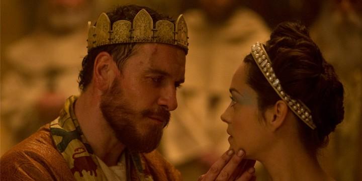 Adaptation cinématographique de Macbeth en 2015 avec Michael Fassbender et Marion Cotillard