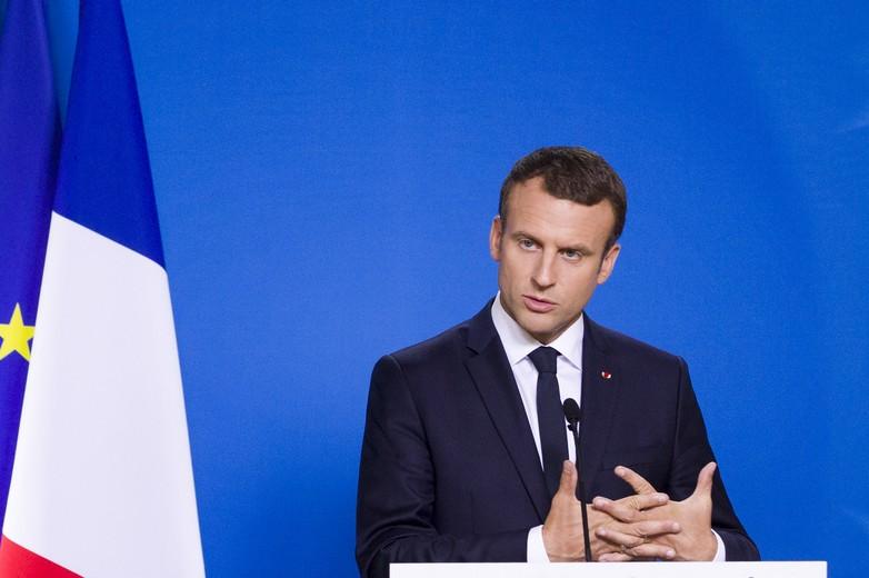 Emmanuel Macron union européenne