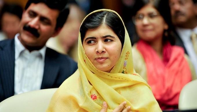 Malala Yousafzai prix Sakharov