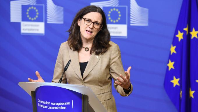 Réunion ministérielle trilatérale finale sur la zone de libre-échange approfondi et complet UE/Ukraine