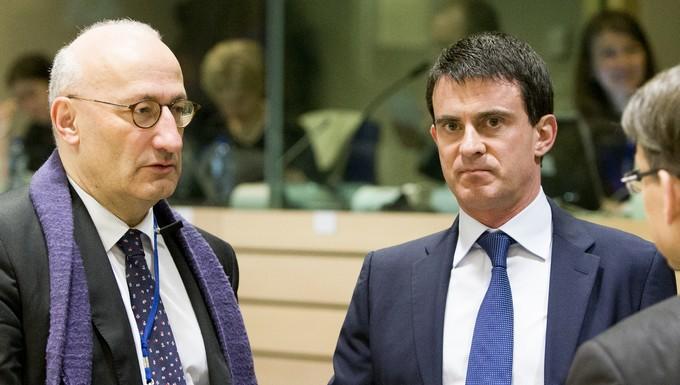 Manuel Valls Premier ministre France 31 mars 2014