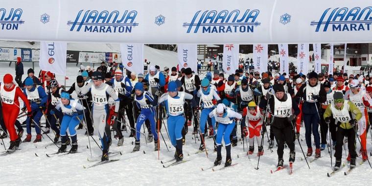 Marathon de ski de fond