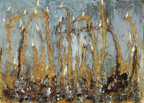 'Margarete' (1981) d'Anselm Kiefer