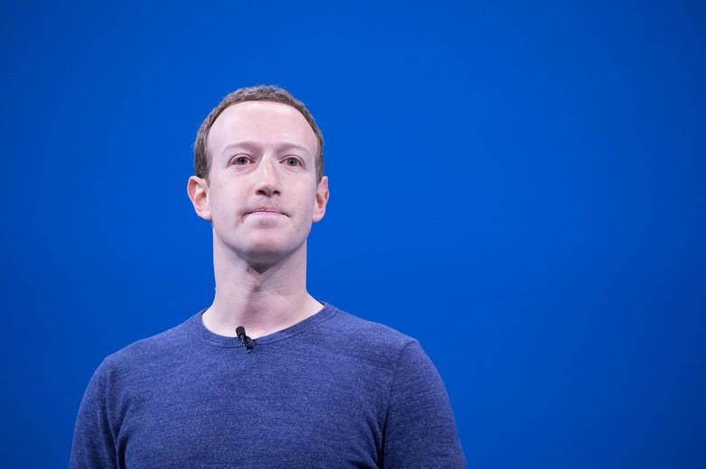 Mark Zuckerberg - crédits : Anthony Quintano