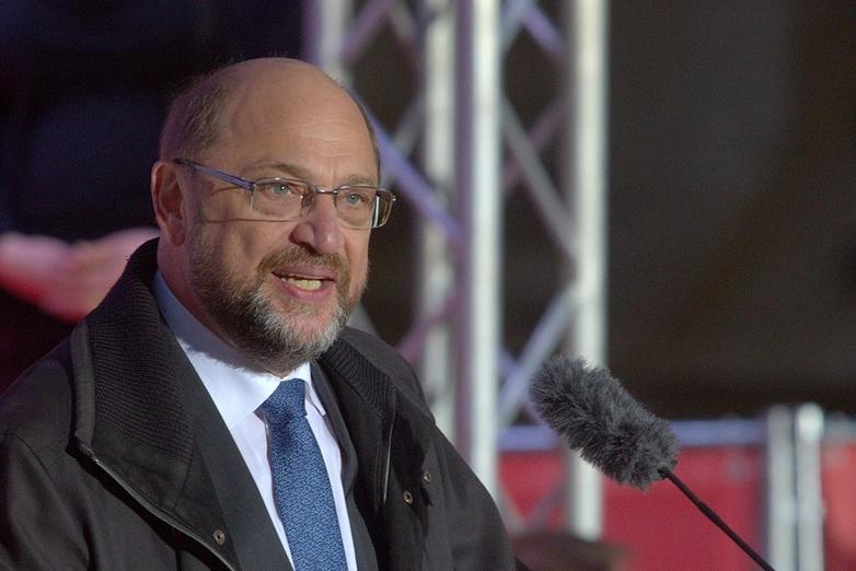 Martin Schulz, le 14 septembre 2017
