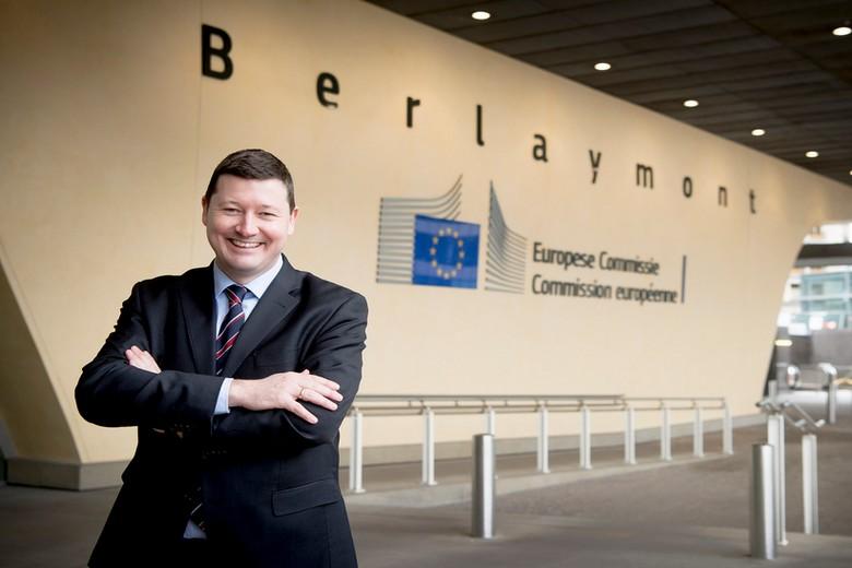 Martin Selmayr, secrétaire général de la Commission européenne