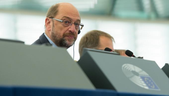 Martin Schulz (c) Parlement européen