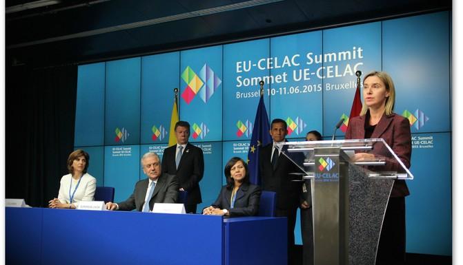Sommet UE-CELAC